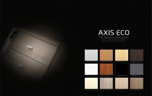 Axis Eco mobiliário de escritório