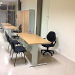 Secretária linha express mobiliário de escritório 02