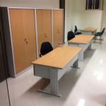 Secretária linha express mobiliário de escritório 03