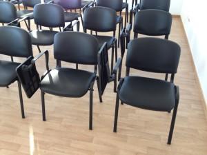 Cadeiras Formação Com Palmatória