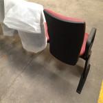 204_Montagem cadeiras fixas bateria