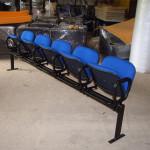 217_Montagem cadeiras fixas bateria