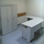 268_Montagem armário persiana e secretária em L Express