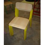 302_Montagem cadeiras escolar