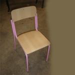 304_Montagem cadeiras escolar