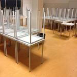 416_Montagem mesa escolar cinza