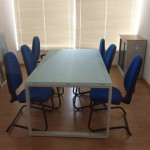Mesa reunião 2400x1100mm Kclose 64