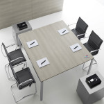 Mesa reunião 2400x1200mm Kclose 93