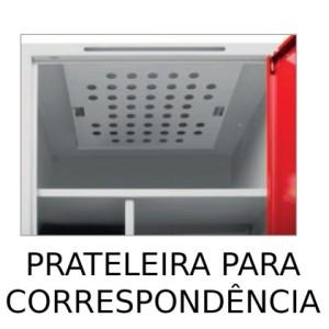 Armário Bombeiros Prateleira para Correspondência_06