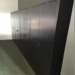 Armário contabilidade 1900x950x390mm portas chapa preto_459