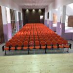 Auditório cadeira em viga tecido com palmatória_442