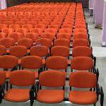 Auditório cadeira em viga tecido com palmatória_445