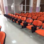 Auditório cadeira em viga tecido com palmatória_447