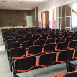 Auditório cadeira em viga tecido com palmatória_449