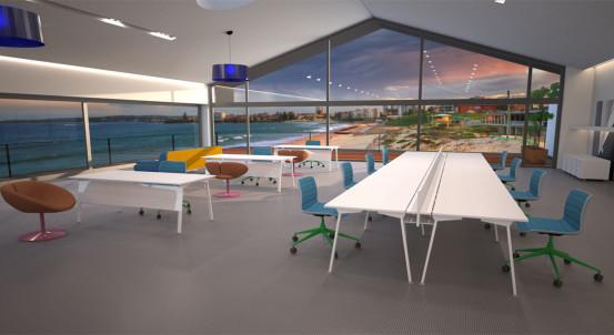A Baltexport tem uma vasta gama de mobiliário de escritório e outros produtos