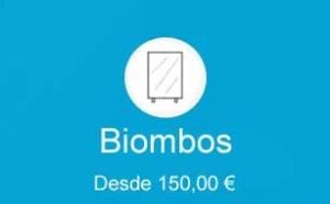 Biombos, Divisores para escritório