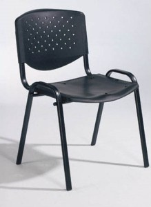 Cadeira Multiusos Sem Braços Prisma 500 PVC
