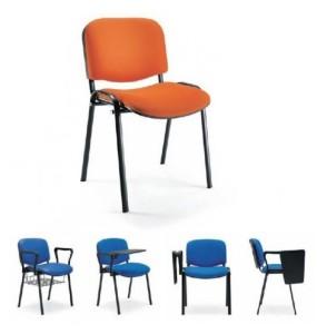Cadeiras de Formação com Palmatória 4 pés fixa montada Cadeiras de Escritório