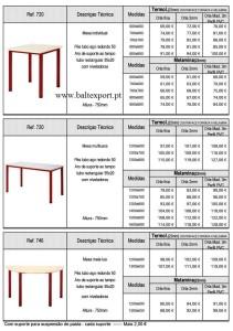 Mesa Mobiliário Escolar e Formação