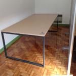 Mesa reunião retangular476