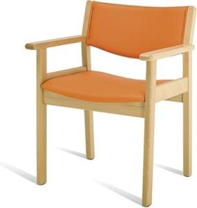 Mobiliário Geriatria cadeiras 3221
