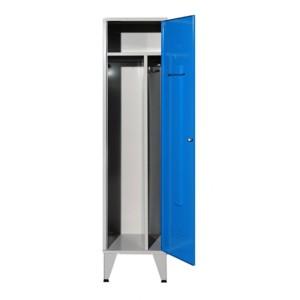 Vestiário simples limpos e sujos com divisória vertical com 1900(A)400(L)500(P)mm pés