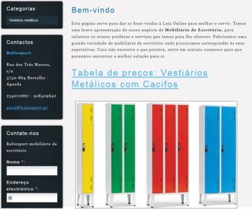 Loja Online | Móveis de Escritório | Mobiliário de Escritório | Mobiliário Escritório Online