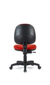 Cadeira Buga, costa baixa, mecanismo de contacto permanente, sistema de elevação simples BBU.110