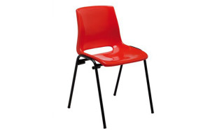 cadeira fixa polipropileno casco unico