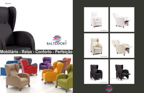 Mobiliário de escritório – Relax – Conforto – Perfeição
