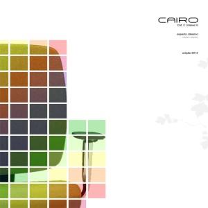 CAIRO Tecido Aspeto Clássico - Classe V