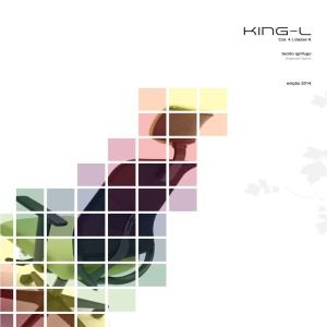 KING-L - Tecido Ignífugo - Classe K