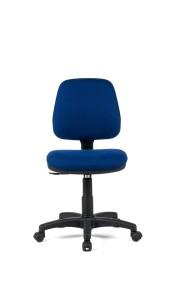 Cadeira Clássica, costa baixa, mecanismo de contacto permanente, sistema de elevação simples BCL.110