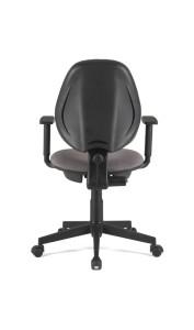 Cadeira Frank, costa alta, mecanismo de contacto permanente, sistema de elevação simples BFR.501
