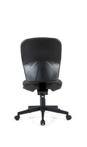 Cadeira Guma, mecanismo sincronizado com possibilidade de bloqueio em cinco posições e regulação da costa em altura BGU.500