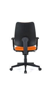 Cadeira Lunar, mecanismo sincronizado com possibilidade de bloqueio em cinco posições BLU.500