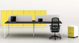 mobiliário de escritório Linha NOA Ilha posto trabalho_06