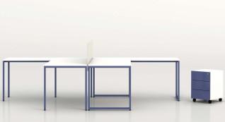 mobiliário de escritório Linha NOA Ilha posto trabalho_08