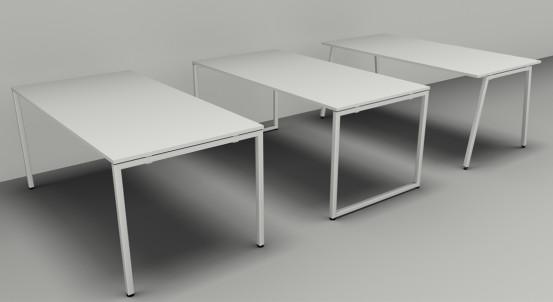 mobiliário de escritório Linha NOA Secretaria reta_02