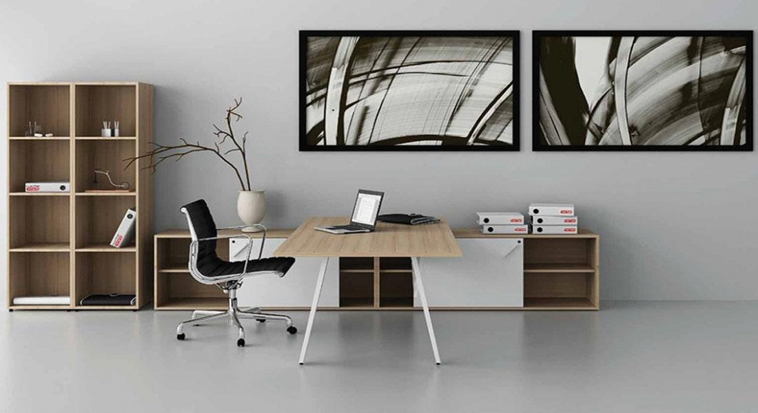 mobiliário de escritório linha Endow armario e secretaria_13