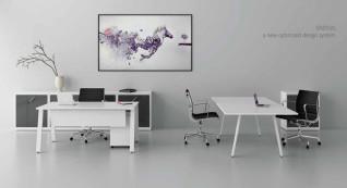mobiliário de escritório linha Endow mesa reunião retangular_10
