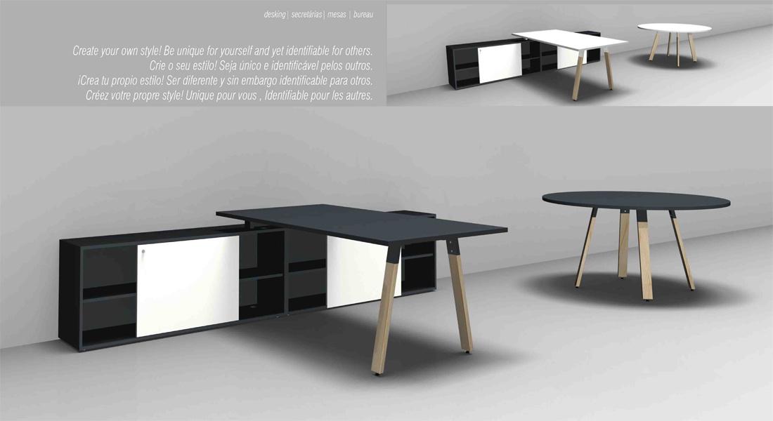 mobiliário de escritório linha Endow secretaria armario_05