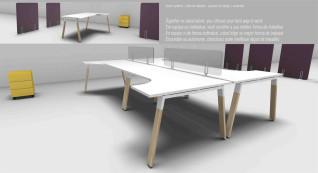 mobiliário de escritório linha Endow secretaria compacto_06