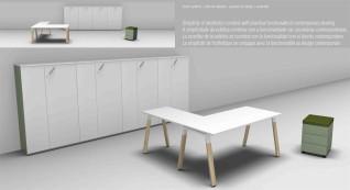 mobiliário de escritório linha Endow secretaria modulo_08