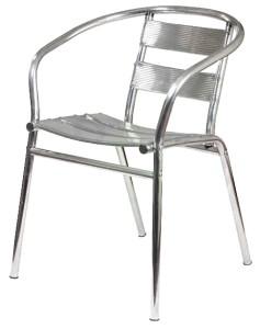 Cadeira de alumínio Plazza BCA.100