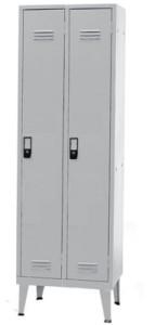 Armário Vestiario Cacifos - Vestiário Duplo 1700x600x500mm 2 Cacifos