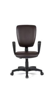 Cadeira Vip, costa alta, mecanismo de contacto permanente, sistema de elevação simples BVI.210