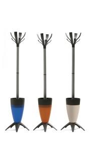 Bengaleiro Welcome, Cores disponíveis: Antracite, azul, laranja e areia BBE.WE